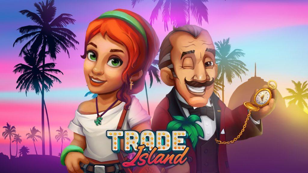 Иллюстрация на тему Trade Island (Трейд Айленд): скачать игру на Андроид бесплатно