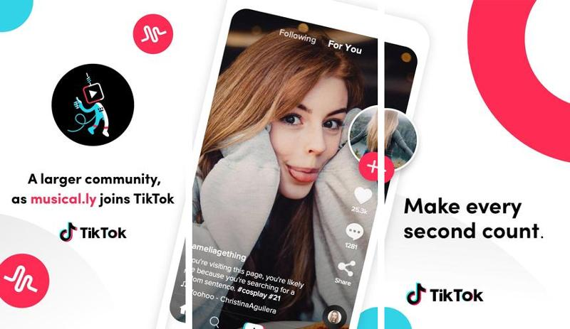 Иллюстрация на тему Скачать TikTok на Андроид бесплатно: приложение-видеоредактор