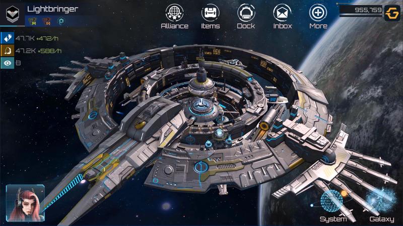 Иллюстрация на тему Игра Nova Empire Звездная Империя на Андроид, секреты прохождения