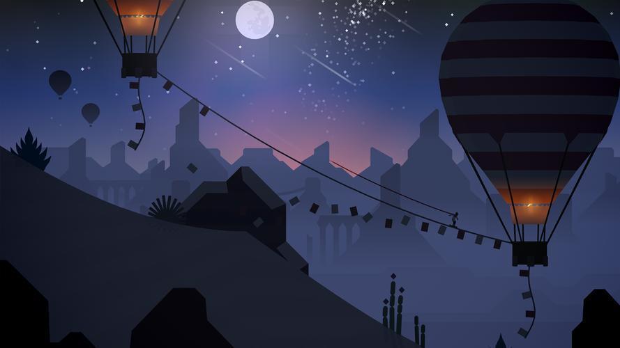 Иллюстрация на тему Скачать Alto's Odyssey на Андроид бесплатно, прохождение игры
