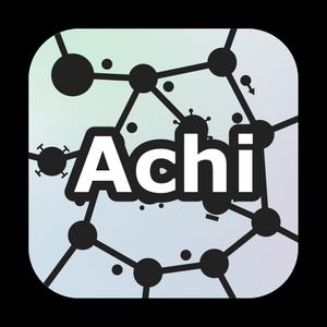 Иконка Achikaps Pro: логическая головоломка для Андроид