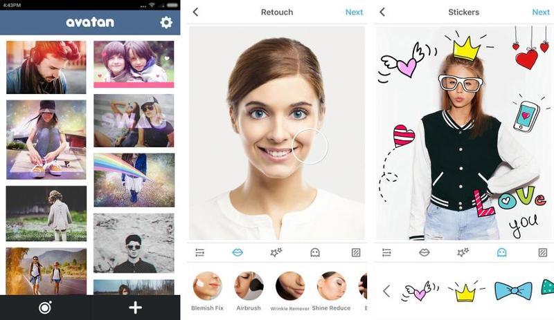 Иллюстрация на тему Скачать Аватан на Андроид телефон бесплатно: как пользоваться