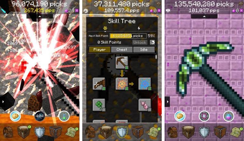 Иллюстрация на тему Pickcrafter скачать на Андроид: как играть, коды (читы) и прохождение