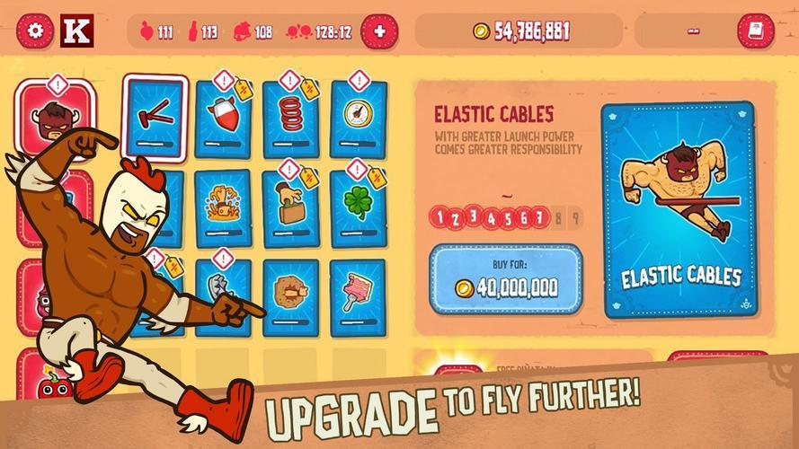 Иллюстрация на тему Бурито Бизон скачать Launcha Libre игра на Андроид бесплатно