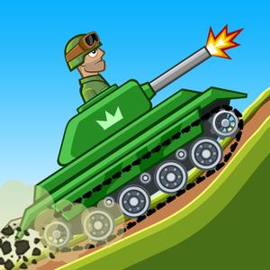 Иконка Скачать игру Hills of Steel на Android бесплатно