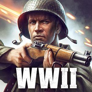 Иконка Скачать игру World War Heroes на Android бесплатно