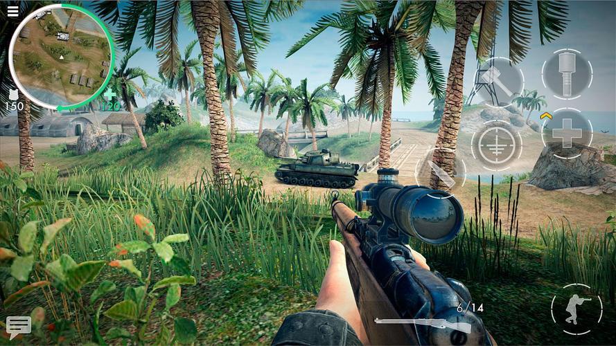 Иллюстрация на тему World War Heroes: скачать игру на Андроид бесплатно