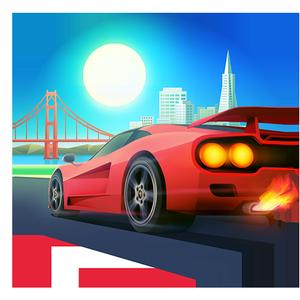 Иконка Особенности игры Horizon Chase на Андроид