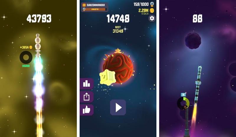 Иллюстрация на тему Space Frontier 2 скачать игру на Андроид бесплатно