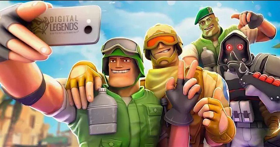 Иллюстрация на тему Respawnables: скачать игру для Андроид бесплатно