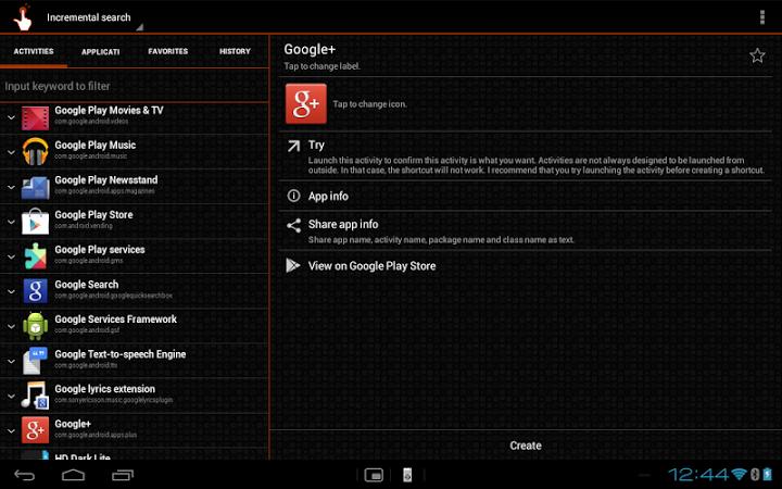 Иллюстрация на тему QuickShortcutMaker скачать приложение на Андроид apk