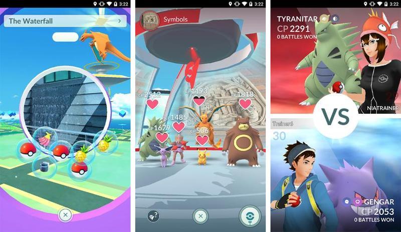 Иллюстрация на тему Покемон Го скачать на Андроид бесплатно последняя версия apk