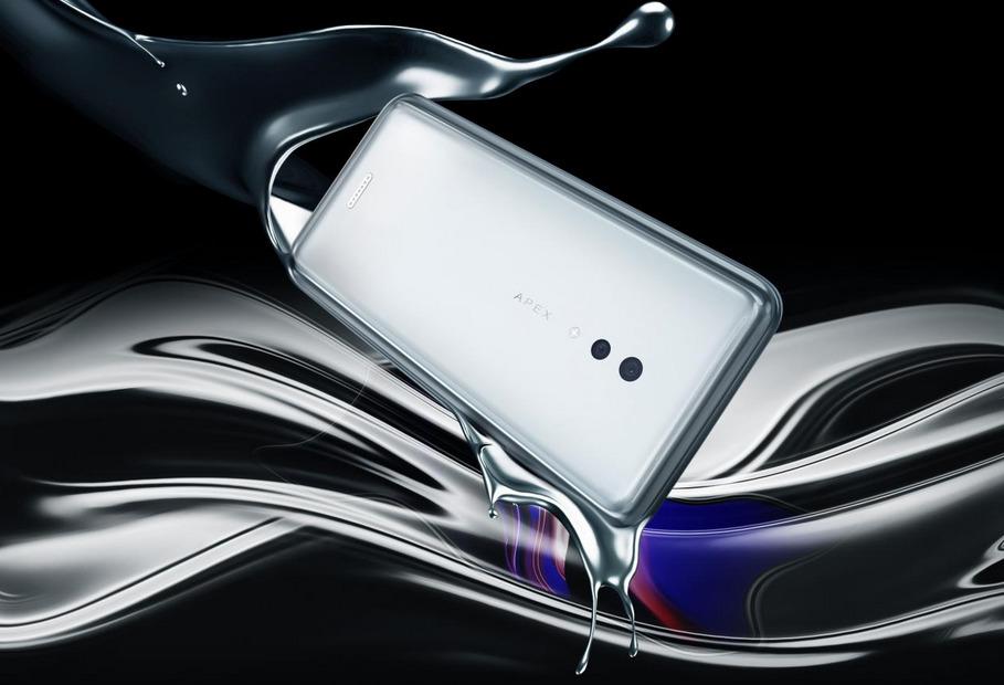 Иконка Vivo Apex 2019: новинка в мире смартфонов