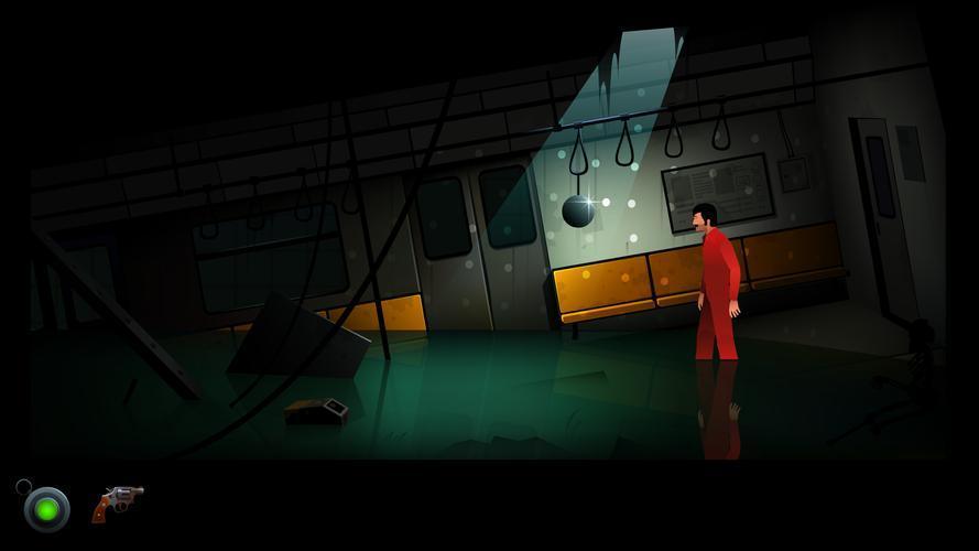 Иллюстрация на тему The Silent Age скачать полную версию игру на Андроид бесплатно