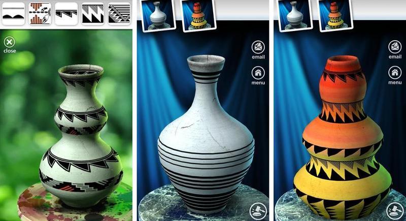 Иллюстрация на тему Let s Create Pottery скачать на Андроид бесплатно