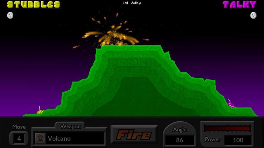 Иллюстрация на тему Pocket Tanks Deluxe скачать игру на Андроид бесплатно