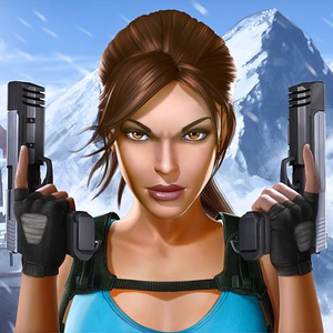 Иконка Lara Croft Relic Run скачать на Android бесплатно