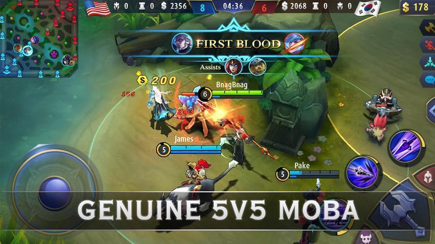 Иллюстрация на тему Mobile Legends последняя версия скачать игру на Андроид бесплатно apk