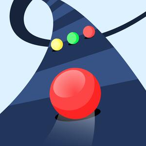 Иконка Возможности и специфика игры Color Road