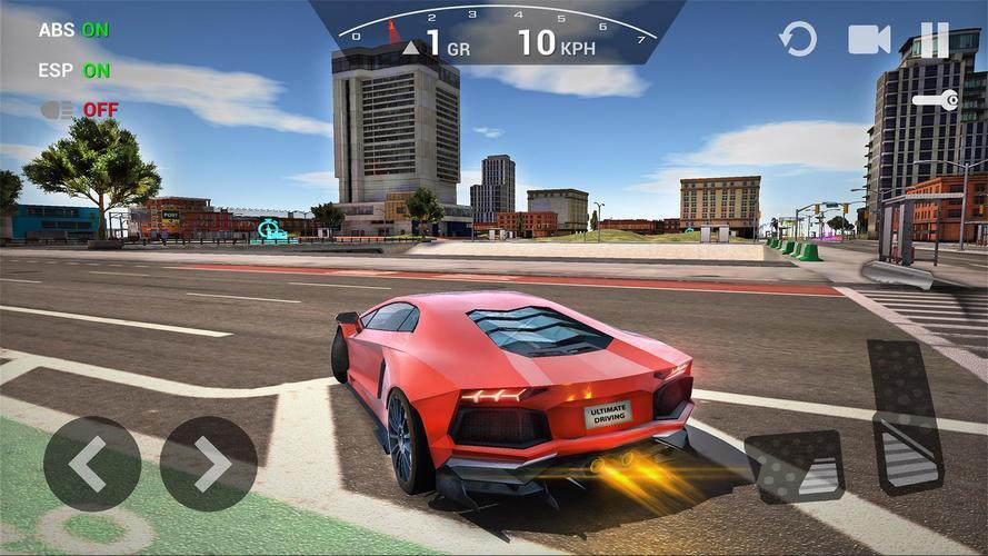 Иллюстрация на тему Ultimate Car Driving Simulator Premium скачать на Андроид бесплатно