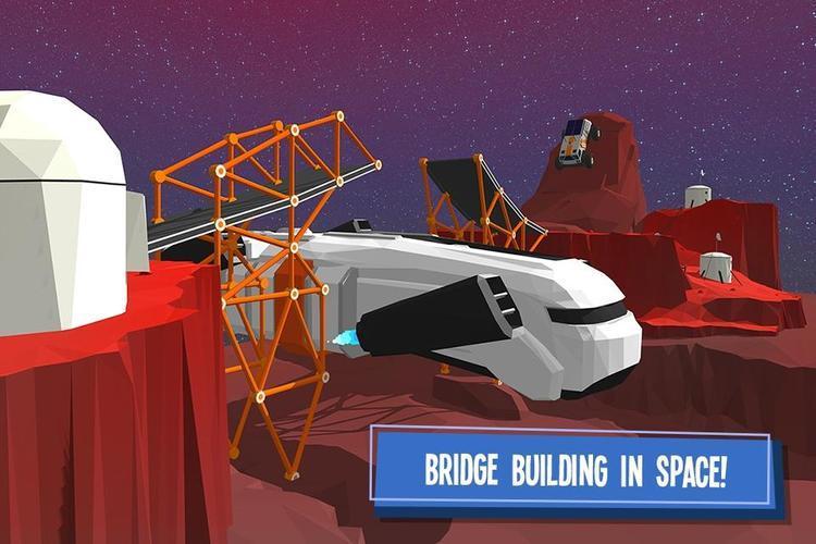 Иллюстрация на тему Build a Bridge полная версия скачать игру на Андроид
