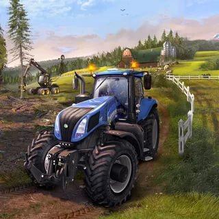 Иконка Farming Simulator 18 на русском скачать на Android
