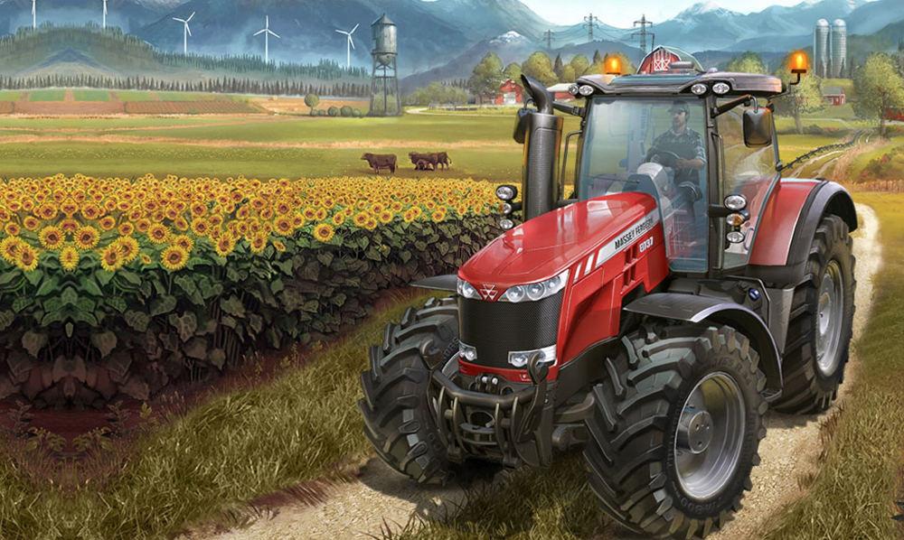 Иллюстрация на тему Farming Simulator 18 полная русская версия скачать на Андроид