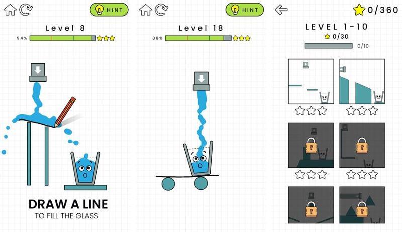 Иллюстрация на тему Скачать Happy Glass на андроид бесплатно: описание игры