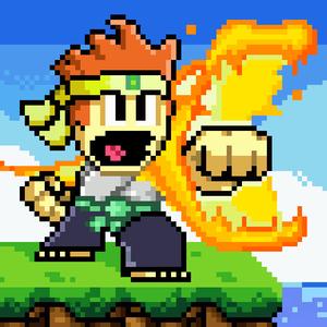 Иконка Dan The Man скачать игру на Android бесплатно