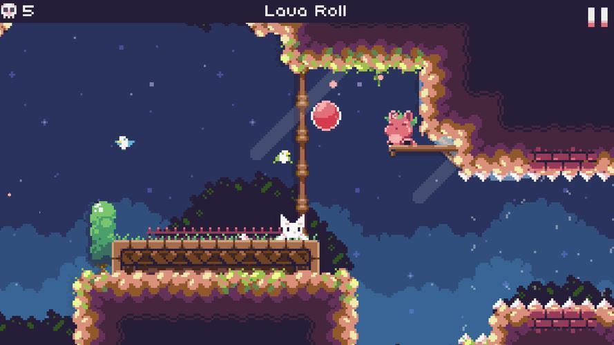 Иллюстрация на тему Cat Bird скачать игру на Андроид бесплатно APK: прохождение