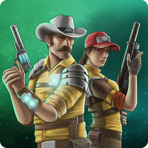 Иконка Space Marshals 2 Premium скачать на Android бес...