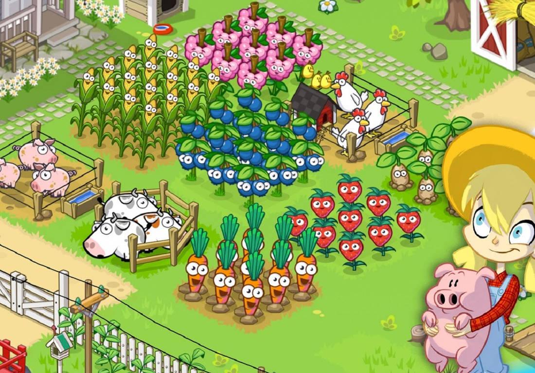 Иллюстрация на тему Idle Farming Empire скачать игру на Андроид бесплатно apk