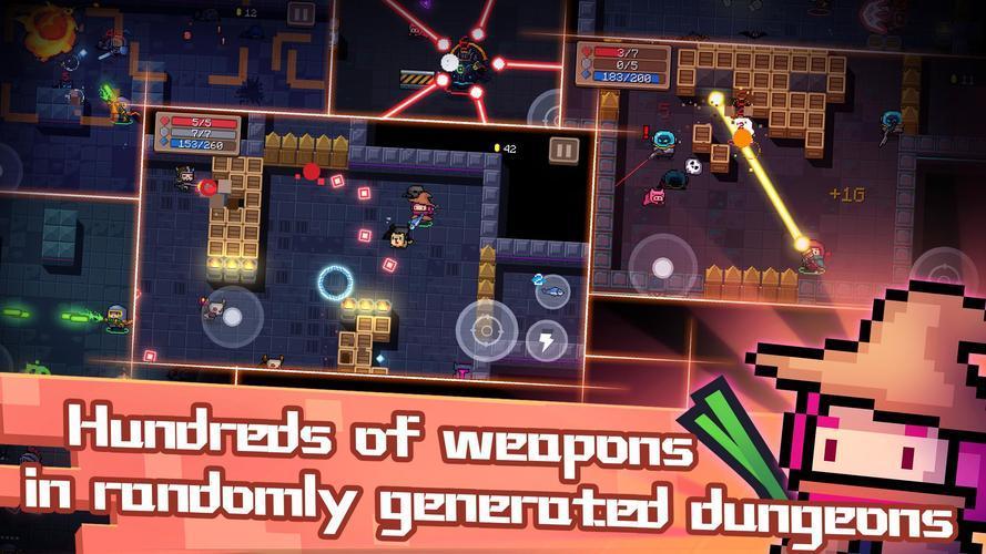 Иллюстрация на тему Soul Knight скачать последняя версия игра на Андроид бесплатно apk