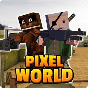 Иконка для Pixel Z World - Last Z Hunter