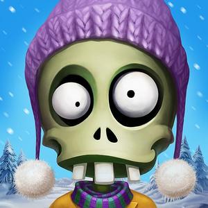 Иконка Зомби Ферма на Андроид: обзор игры