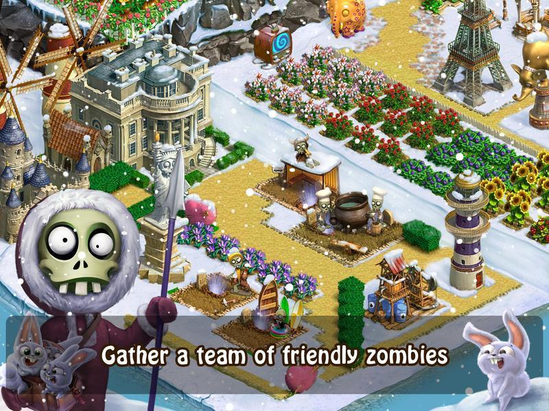 Иллюстрация на тему Скачать Зомби Ферму на Андроид: сюжет, геймплей, квесты