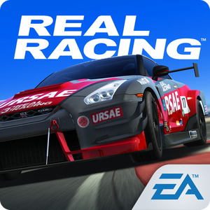 Иконка для Real Racing 3