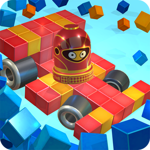 Иконка для Blocks Racing