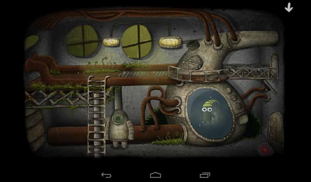 Иллюстрация на тему Лучшие бродилки на Андроид: приключения, головоломки, ужастики