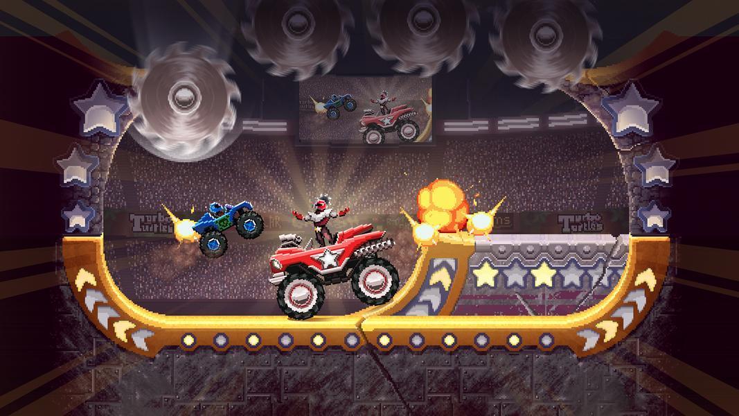 Иллюстрация на тему Скачать онлайн гонки на Андроид: аркады, симуляторы и другие