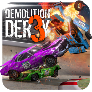 Иконка для Demolition Derby 3