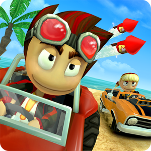 Иконка для Beach Buggy Racing