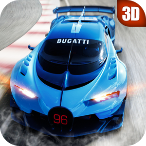 Иконка для Crazy Racer 3D - Endless Race