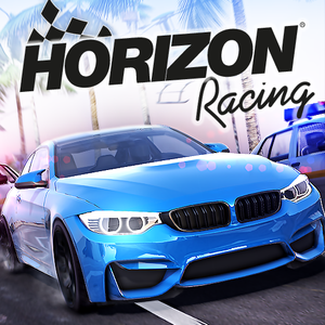 Иконка для Racing Horizon