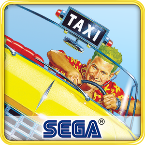 Иконка для Crazy Taxi Classic