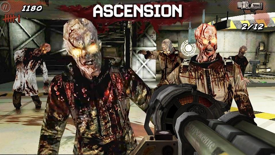 Иллюстрация на тему Скачать Call of Duty: Black Ops Zombies на Андроид
