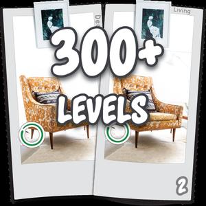 Иконка для Найти различия 300 уровней