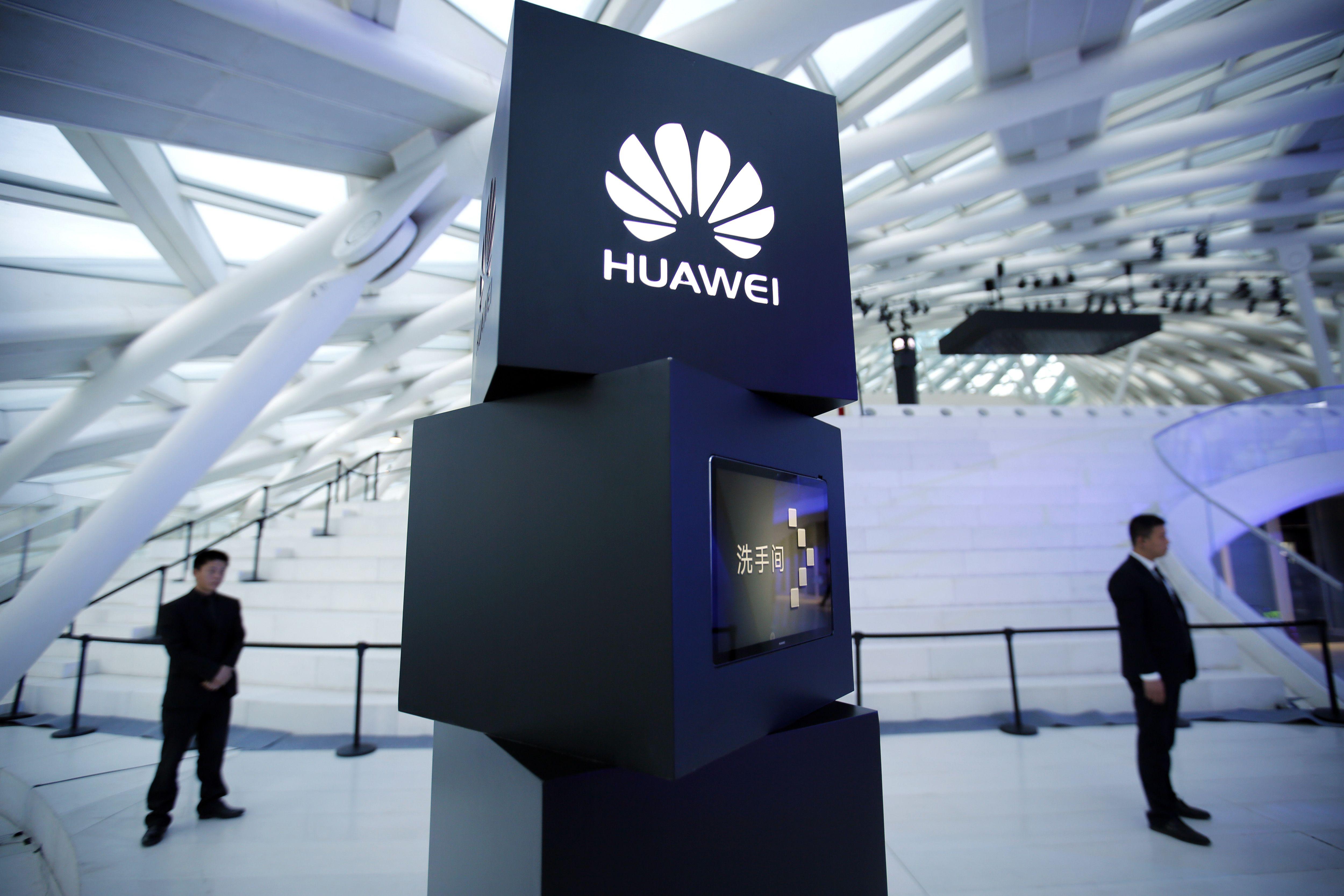 Иконка Huawei представила модем нового поколения с рек...