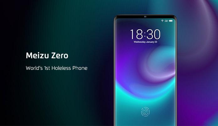 Иконка Meizu предлагает пользователям оплатить произво...