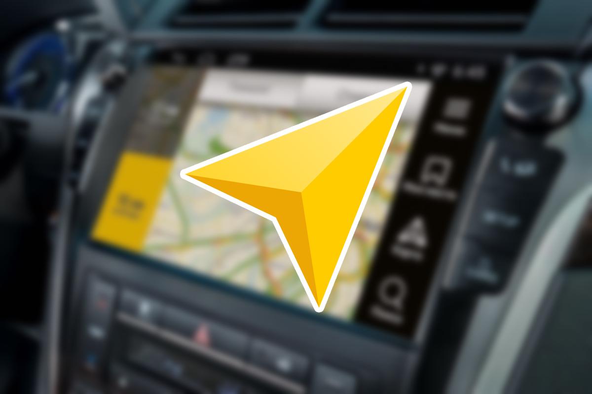 логотип яндекс навигатора